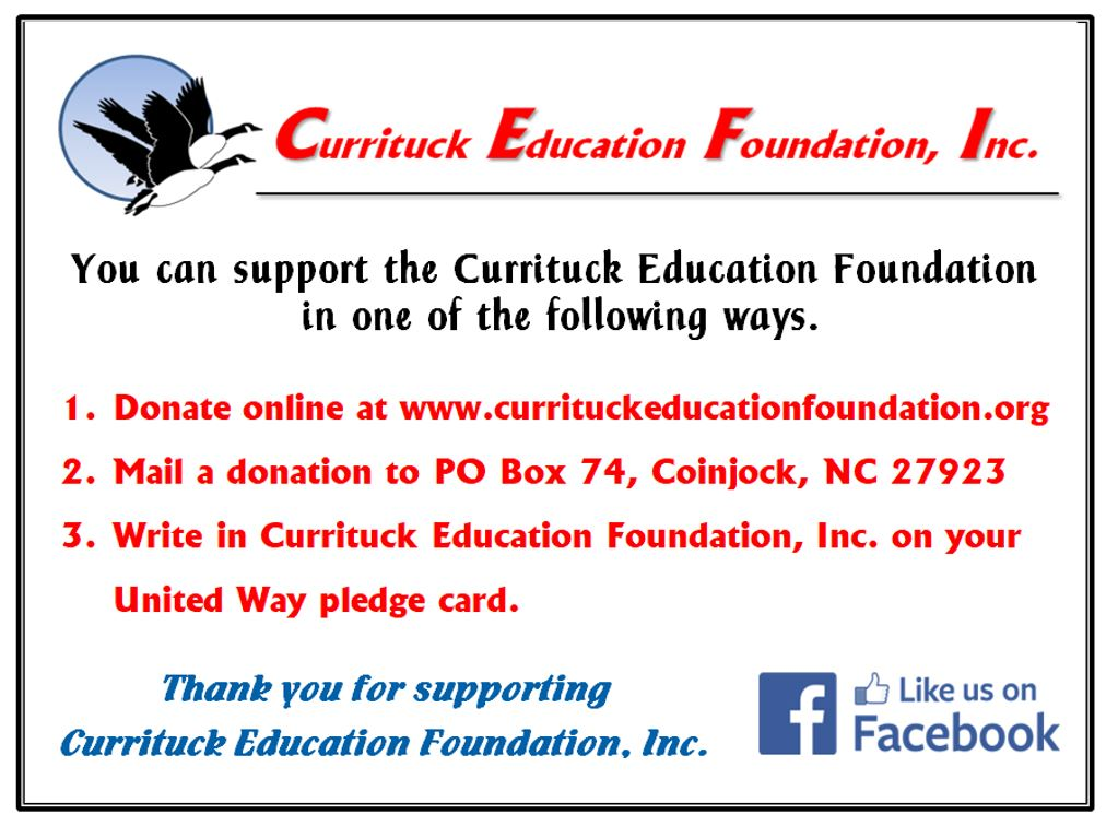 Currituck County Schools / Overview