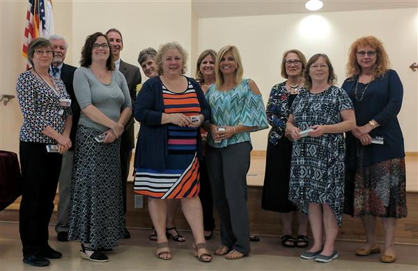 Teacher Assistants of the Year Honored