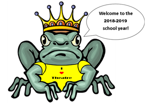 frog welcome 18 19