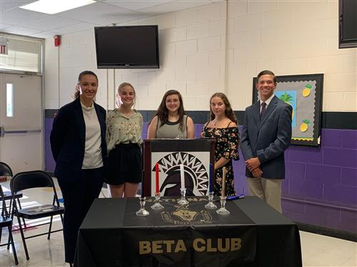 Beta Officers
