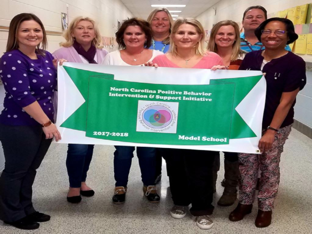 Shawboro Earns Model School for PBIS