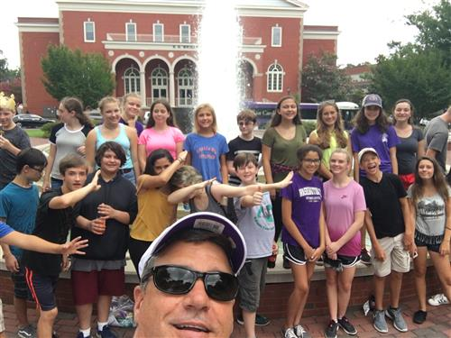 ECU Summer Camp