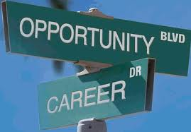 opportunity and career
